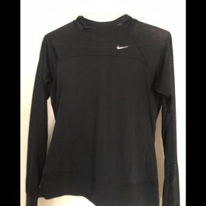 Nike hooded running pullover